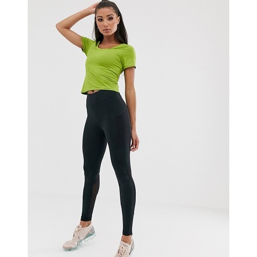 아소스 ASOS 4505 icon legging with bum sculpt seam detail 1517193